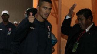 Bloque Deportivo: silencio y caras largas en el arribo de la selección peruana