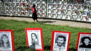 Chile recordó el golpe militar que dio Pinochet a 40 años de ocurrido