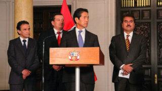 """Fuerza Popular critica la """"improvisación"""" del gobierno de Ollanta Humala"""