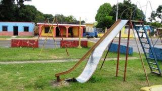 Tacna: otra niña fallece cuando jugaba en columpio cerca de su vivienda