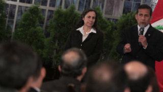 Ollanta Humala lanzó programa Procalidad para apoyar a las universidades