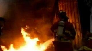 Comerciantes acusan a municipio de La Molina de provocar incendio en ferreterías