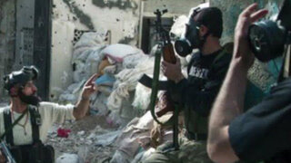Siria dispersa su arsenal químico haciendo difícil su control internacional