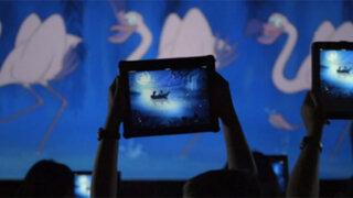 Espectadores ahora podrán interactuar con las películas a través de su tablet