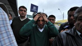 Alejandro Toledo llegaría el domingo a Lima para responder por caso Ecoteva