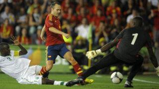 Liga española: Andrés Iniesta rechazó renovación con el Barcelona