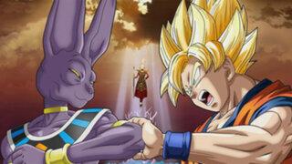 Película de Dragon Ball Z batió récord en primer día de preventa
