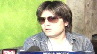 Deyvis Orosco tras sufrir accidente: recordé la tragedia de mi padre