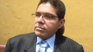 Comisión de Ética recomienda acusación constitucional para Urtecho