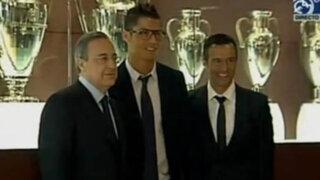 Cristiano Ronaldo renovó con Real Madrid y ganará 60 mil dólares por día