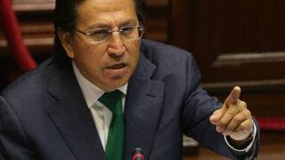 Alejandro Toledo declararía ante el Ministerio Público a mediados de noviembre