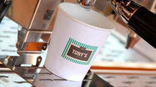 Servicio de catering móvil  de Tony's Café llega al evento que usted desee