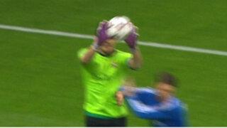 Bloque Deportivo: Casillas sólo volvió por 13 minutos al arco del Real Madrid