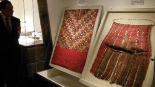 Inauguran en Japón muestra itinerante de la cultura inca