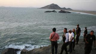 Marina de Guerra continúa labores de rescate del empresario ahogado en Ancón