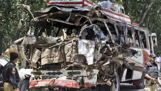 Siria: nuevo atentado contra autobús deja al menos nueve muertos