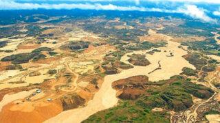 Reserva Nacional de Tambopata está siendo destruida por minería ilegal