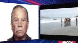 Recuperan cuerpo de empresario que cayó con su auto al mar de Santa Rosa