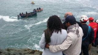 Ataque al corazón habría provocado que empresario caiga al mar de Santa Rosa