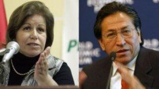 Lourdes Flores: Autoridades deben continuar investigaciones sobre caso Toledo