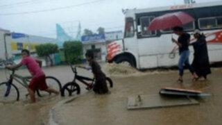México: más de 100 muertos y 200 mil damnificados tras paso de huracanes