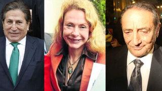 Piden a fiscal que Toledo, Karp y Maiman sean investigados por lavado de activos