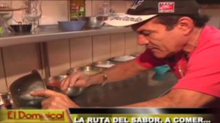 La ruta del sabor '¡A comer...!': Miguelito Barraza y la gastronomía peruana