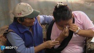 SJL: Niñera salvó a cuatro menores antes de ser atropellados por policía ebrio