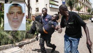 Restos de médico muerto durante ataque en Kenia serían enterrados en Cusco