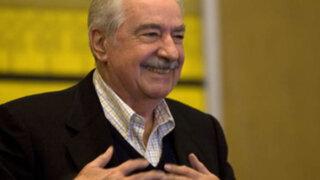 Escritor Álvaro Mutis muere a los 90 años en ciudad de México