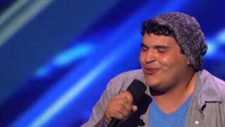 VIDEO: joven con síndrome de Tourette conmueve a jurados de reality musical