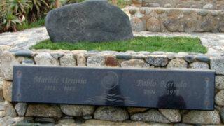 Chile rinde homenaje al poeta Pablo Neruda, a 40 años de su muerte