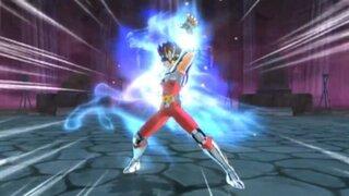 Salió el primer tráiler del videojuego Saint Seiya: Brave Soldiers