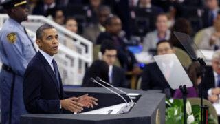 """Obama asegura que """"EEUU utilizará la fuerza"""" para asegurar intereses en Oriente"""