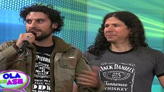Banda de rock Contracorriente alborota al público con su tema 'Aniquilar'