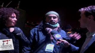 Nahuel López nos muestra un adelanto de la final del Festival Vientos de Amistad