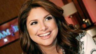 Alessandra Rampolla: Mantengan la soltería y tengan muchos amantes