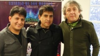 Pelo D' Ambrosio y Max Castro se unen para festival Viento de los Andes
