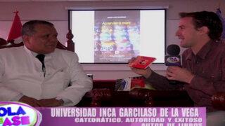 Universidad Inca Garcilaso de la Vega te ofrece orientación vocacional