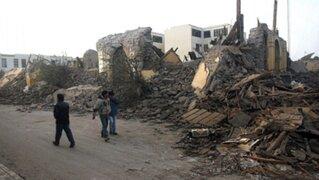 Ministra Jara informó que la provincia de Chala es la más afectada por sismo