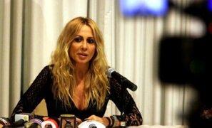 Marta Sánchez promete regresar al Perú tras concierto con Andrea Bocelli