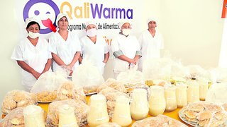 Funcionarios de Qali Warma habrían contratado irregularmente a proveedores