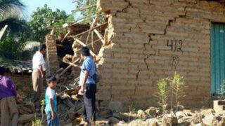 Gobierno declarará en estado de emergencia zonas afectadas por sismo