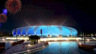 Obras para el Mundial de fútbol Qatar 2022 cobran la vida de 44 trabajadores