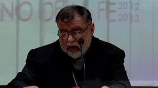 Conferencia Episcopal se pronuncia sobre el caso de Gabino Miranda