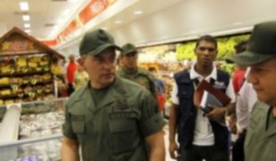 Milicia venezolana atenderá en supermercados ante crisis por desabastecimiento