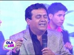 Tony Rosado inició el fin de semana al ritmo de la cumbia con su tema 'Vete lejos'