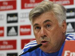 Carlo Ancelotti: Todos dan como favorito al Barcelona y eso es bueno