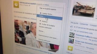 Facebook ahora permite editar las actualizaciones de estado