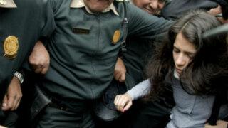 Caso Fefer: Eva Bracamonte salió en libertad tras casi cuatro años